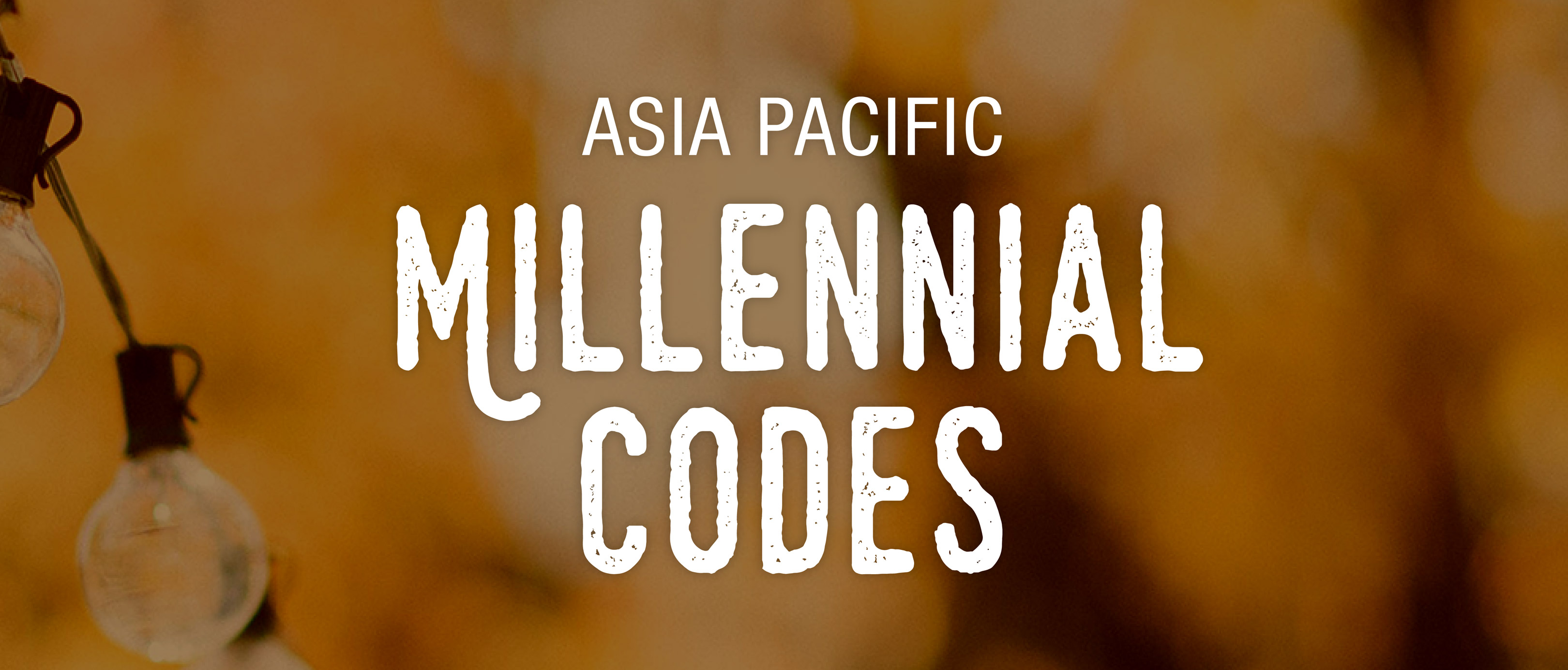 Asia Pacific Millennial Codes